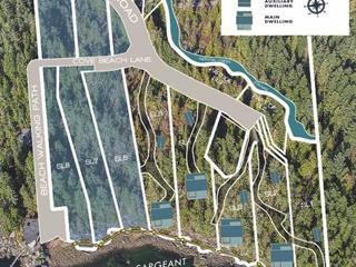Lot for sale in Halfmn Bay Secret Cv Redroofs, Halfmoon Bay, Sunshine Coast, 7643 Cove Beach Road, 262387188 | Realtylink.org