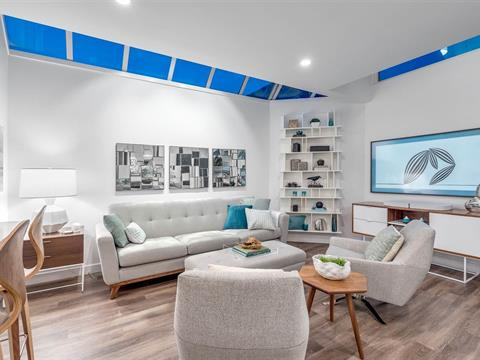 Townhouse for sale in Kitsilano, Vancouver, Vancouver West, 12 1870 Yew Street, 262429021   Realtylink.org
