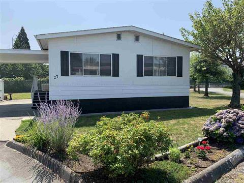 Manufactured Home for sale in King George Corridor, Surrey, South Surrey White Rock, 27 1640 162 Street, 262416655 | Realtylink.org