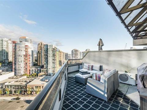 Apartment for sale in Downtown VW, Vancouver, Vancouver West, Ph1105 1010 Howe Street, 262431224 | Realtylink.org