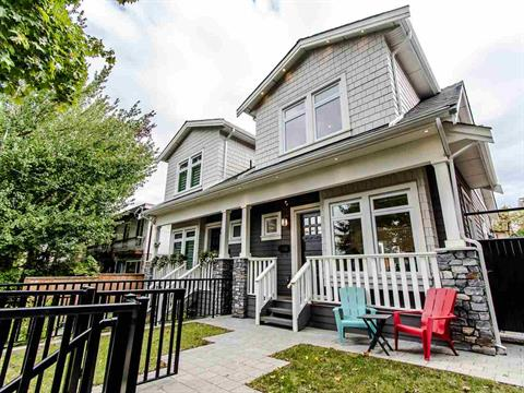 1/2 Duplex for sale in Grandview Woodland, Vancouver, Vancouver East, 1326 E 15th Avenue, 262431847 | Realtylink.org