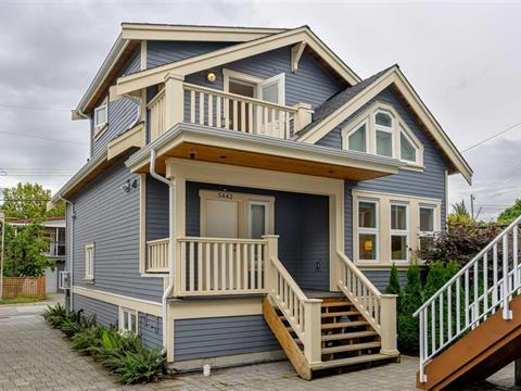 1/2 Duplex for sale in Collingwood VE, Vancouver, Vancouver East, 5442 Rhodes Street, 262428133 | Realtylink.org
