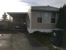 Manufactured Home for sale in Fort St. John - City SE, Fort St. John, Fort St. John, 162 9207 82 Street, 262435144   Realtylink.org