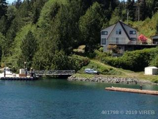 House for sale in Bamfield, PG City South East, 390 Bamfield Inlet, 461798 | Realtylink.org