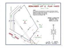 Lot for sale in Duncan, Vancouver West, Lot 1 Herd Road, 460204   Realtylink.org