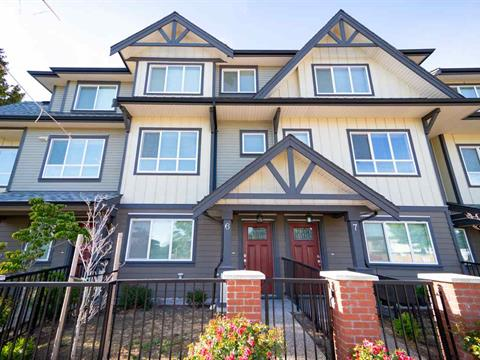 Townhouse for sale in Broadmoor, Richmond, Richmond, 6 7011 Williams Road, 262430203   Realtylink.org
