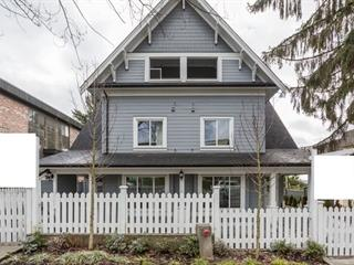 Townhouse for sale in Willingdon Heights, Burnaby, Burnaby North, 2 3868 Pender Street, 262438037 | Realtylink.org