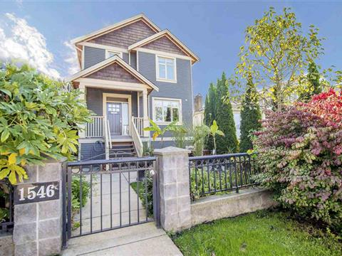 1/2 Duplex for sale in Hastings, Vancouver, Vancouver East, 1546 E Pender Street, 262431515 | Realtylink.org