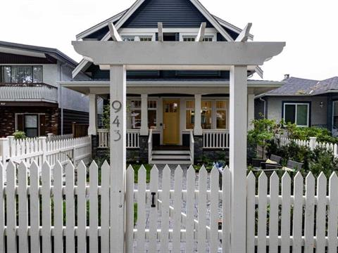 1/2 Duplex for sale in Fraser VE, Vancouver, Vancouver East, 943 E 24th Avenue, 262429305   Realtylink.org
