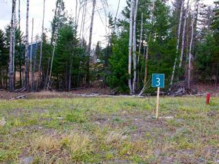Lot for sale in 100 Mile House - Town, 100 Mile House, 100 Mile House, Lot 3 Spruce Place, 262391233 | Realtylink.org