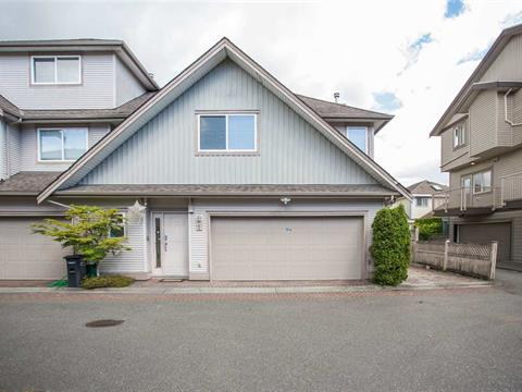 Townhouse for sale in Brighouse South, Richmond, Richmond, 1 7320 St. Albans Road, 262450629 | Realtylink.org