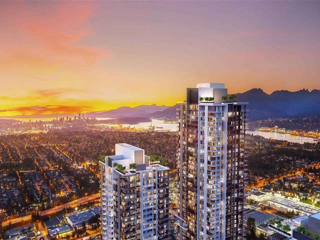 Apartment for sale in Brentwood Park, Burnaby, Burnaby North, 1202 2108 Gilmore Avenue, 262452545 | Realtylink.org