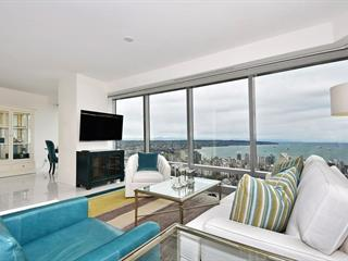 Apartment for sale in Coal Harbour, Vancouver, Vancouver West, 5303 1151 W Georgia Street, 262448461   Realtylink.org