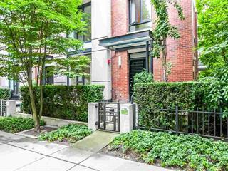 Townhouse for sale in Yaletown, Vancouver, Vancouver West, 338 Smithe Street, 262448503 | Realtylink.org