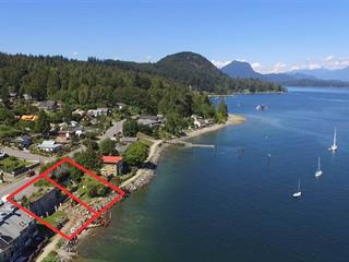 Lot for sale in Gibsons & Area, Gibsons, Sunshine Coast, 524 Marine Drive, 262445166 | Realtylink.org