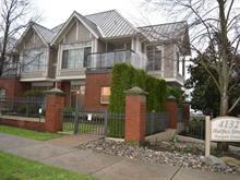 Townhouse for sale in Brentwood Park, Burnaby, Burnaby North, 3 4132 Halifax Street, 262444200   Realtylink.org