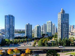 Apartment for sale in Yaletown, Vancouver, Vancouver West, 1305 89 Nelson Street, 262445117   Realtylink.org