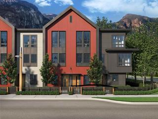 Townhouse for sale in Downtown SQ, Squamish, Squamish, 1206 1500 Highway 99, 262454045 | Realtylink.org