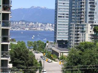 Apartment for sale in Coal Harbour, Vancouver, Vancouver West, 509 1331 W Georgia Street, 262453534 | Realtylink.org