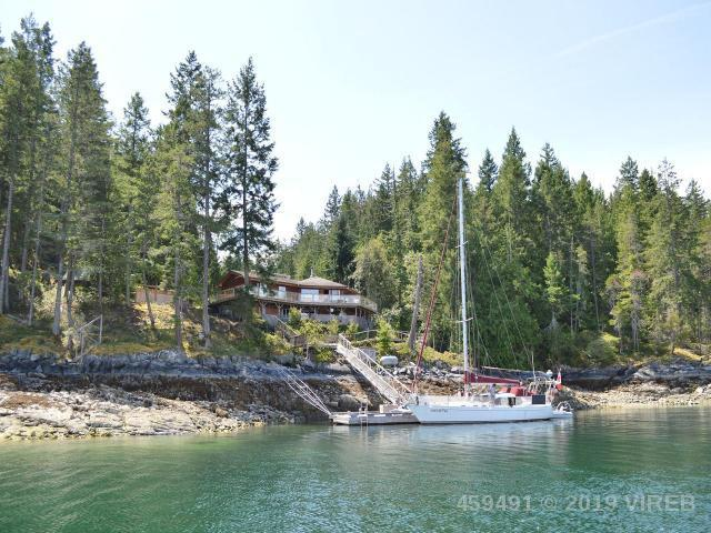 House for sale in Cortes Island, Harrison Hot Springs, 611 Gorge Harbour Road, 459491 | Realtylink.org