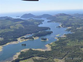 Lot for sale in Winter Harbour, Port Hardy, 308 Winter Harbour Road, 463127 | Realtylink.org