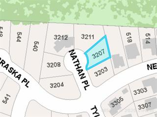 Lot for sale in Campbell River, Coquitlam, 3207 Nathan Place, 465005 | Realtylink.org