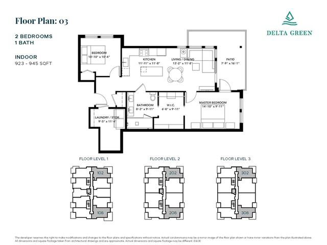 Apartment for sale in Ladner Elementary, Delta, Ladner, 202 4674-4684 51 Street, 262450235 | Realtylink.org
