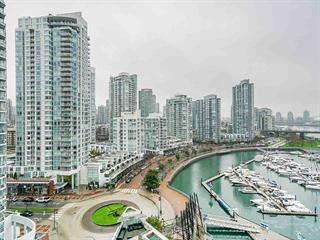 Apartment for sale in Yaletown, Vancouver, Vancouver West, 1706 1228 Marinaside Crescent, 262453815 | Realtylink.org