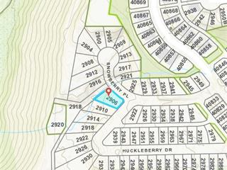 Lot for sale in Downtown SQ, Squamish, Squamish, 2906 Huckleberry Drive, 262449695 | Realtylink.org