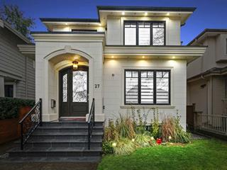 House for sale in Cambie, Vancouver, Vancouver West, 27 W 22nd Avenue, 262453066   Realtylink.org