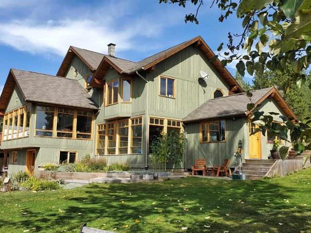 House for sale in Smithers - Rural, Smithers, Smithers And Area, 3244 Old Babine Lake Road, 262422394 | Realtylink.org