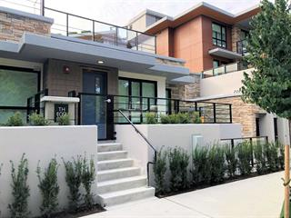 Townhouse for sale in Edgemont, North Vancouver, North Vancouver, 109 1055 Ridgewood Drive, 262432161   Realtylink.org
