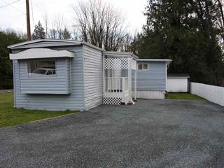 Manufactured Home for sale in Dewdney Deroche, Mission, Mission, 7 41495 N Nicomen Road, 262447254 | Realtylink.org