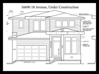 House for sale in Pacific Douglas, Surrey, South Surrey White Rock, 16690 18 Avenue, 262446256 | Realtylink.org