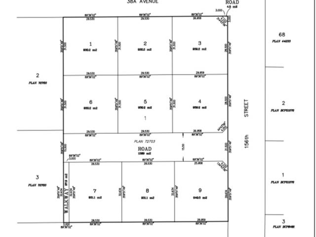 Lot for sale in Morgan Creek, Surrey, South Surrey White Rock, Lt. 6 3831 156 Street, 262448200 | Realtylink.org