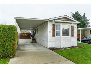 Manufactured Home for sale in Sardis West Vedder Rd, Chilliwack, Sardis, 12 7610 Evans Road, 262441602 | Realtylink.org