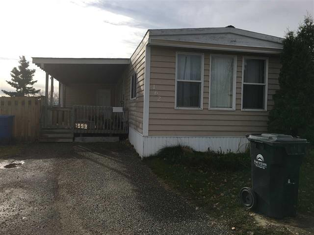 Manufactured Home for sale in Fort St. John - City SE, Fort St. John, Fort St. John, 162 9207 82 Street, 262435144 | Realtylink.org