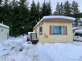 Manufactured Home for sale in Williams Lake - Rural South, Williams Lake, Williams Lake, 46 803 Hodgson Road, 262452809 | Realtylink.org