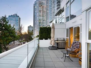Apartment for sale in Yaletown, Vancouver, Vancouver West, 202 1111 Marinaside Crescent, 262451300 | Realtylink.org