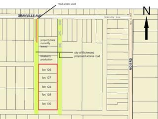 Lot for sale in McLennan, Richmond, Richmond, Lot 127 Granville Avenue, 262376084 | Realtylink.org