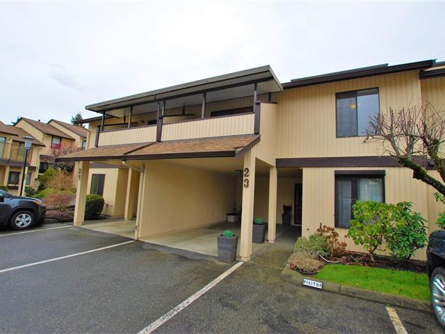 Townhouse for sale in Central Abbotsford, Abbotsford, Abbotsford, 23 2962 Nelson Place, 262447310 | Realtylink.org