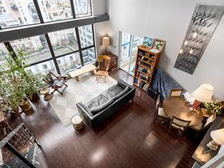 Apartment for sale in Downtown VW, Vancouver, Vancouver West, 611 1238 Seymour Street, 262452191 | Realtylink.org