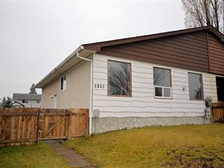 1/2 Duplex for sale in Heritage, Prince George, PG City West, 4385 1st Avenue, 262439387 | Realtylink.org