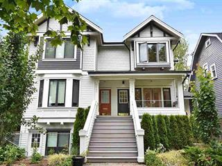 Townhouse for sale in Kitsilano, Vancouver, Vancouver West, 2335 W 10th Avenue, 262450341   Realtylink.org