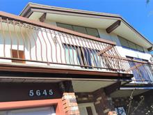 1/2 Duplex for sale in South Slope, Burnaby, Burnaby South, 5645 Neville Street, 262376522 | Realtylink.org