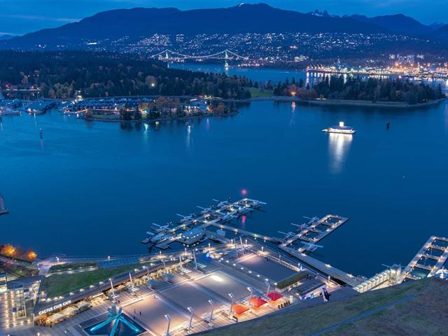 Apartment for sale in Coal Harbour, Vancouver, Vancouver West, 3601 1011 W Cordova Street, 262437781 | Realtylink.org