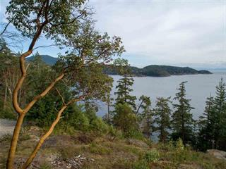 Lot for sale in Pender Harbour Egmont, Pender Harbour, Sunshine Coast, Lot 50 Orca Road, 262379895 | Realtylink.org