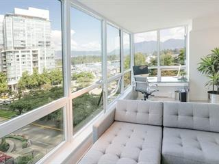 Apartment for sale in Coal Harbour, Vancouver, Vancouver West, 403 555 Jervis Street, 262452009 | Realtylink.org