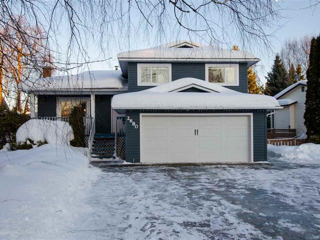 House for sale in Hart Highlands, Prince George, PG City North, 2680 Ridgeview Drive, 262448555 | Realtylink.org
