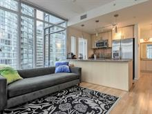 Apartment for sale in Coal Harbour, Vancouver, Vancouver West, 1406 1211 Melville Street, 262427535 | Realtylink.org
